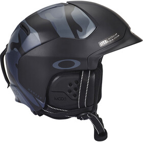 Oakley MOD5 Factory Pilot skihelm blauw/zwart